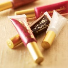 A staff favorite, #Jane Iredale PureGloss is the perfect for a little plump and pop of color!  A slight minty tingle and ginger extract plum without chemicals while soothing and protecting.  $25 (-15% with your VIP card!)