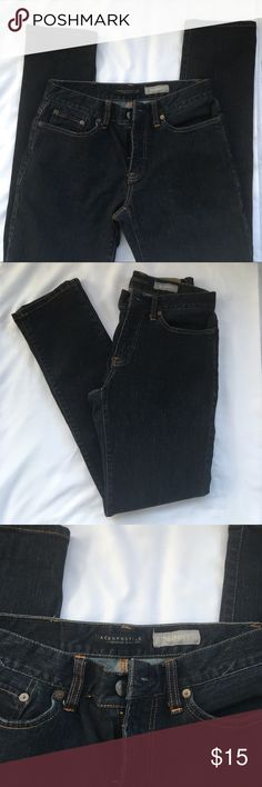 Aeropostale Skinny Jeans Aeropostale Skinny Jeans , designed in New York. Excellent Used Condition. Dark Wash Size 28-30 measures 14 inches in waist laying flat 11 inch rise and 30 inch inseam. Material is 82% Cotton 17% rayon and % spandex. Aeropostale Jeans Skinny