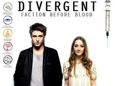 Divergent...I honestly think they might fit the characters better then the ones coming
