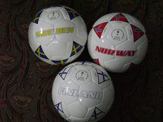 Best quality professional balls. But Flag balls usually made of cheapest materials