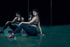 Puma Fierce KRM - Kylie Jenner #puma #pumashoes #trainingshoes #sportshoes #trainingshoes #sportswear #footwear #sportstyle #sportfashion #fashion #kyliejenner