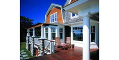 Shingle Home Style Exterior Example