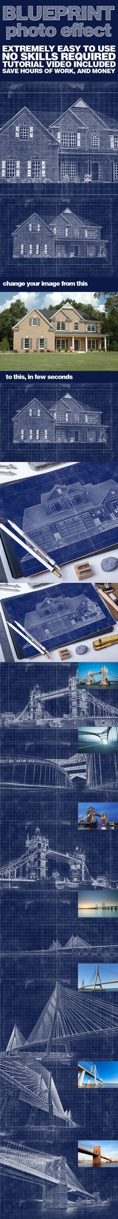 Blueprint Action Kit - Photo Effects Actions