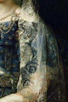 Vicente López y Portaña María Cristina de Borbón-Dos Sicilias, reina de España 1830 Museo Nacional del Prado