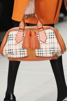 Burberry Fall 2012