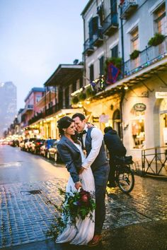 Eccentric New Orleans Wedding at the Pharmacy Museum and Race and Religious
