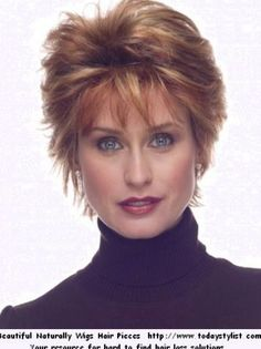 short thick hair styles   Short hairstyles for thick coarse pictures 4
