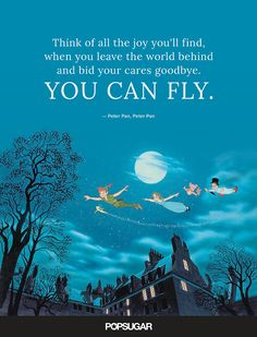 89 Best Peter Pan Quotes Images Disney Quotes Peter Pan Quotes