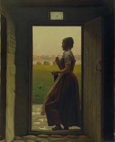 Christen Dalsgaard(1824ー1907)