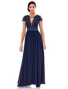 Ashley Brooke Event - Abendkleid nachtblau im Heine Online-Shop kaufen