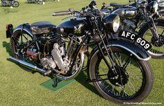 1934 Matchless D80