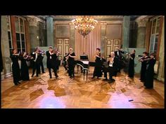 How not to get hooked to such a beautiful tune.   Bach: Brandenburg Concerto No. 2 in F major, BWV 1047 (Freiburger Barock...