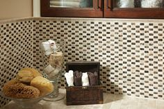 Alys Edwards Tile And Stone Rock Glamorous Elongated Checkers