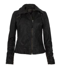 Belvedere Leather Jacket - AllSaints Spitalfields - Can't wait to wear this!!!!