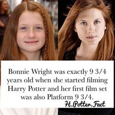 Always Harry Potter, Harry Potter Puns, Harry Potter Cast, Harry Potter World, Luna Lovegood, Ginny Weasley, Hermione Granger, Bonnie Wright, Harry Potter Pictures