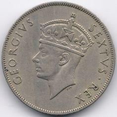 East Africa 1 Shilling 1952 op eBid België