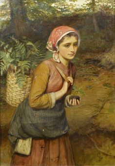 Charles_Sillem_Lidderdale_The_fern_gatherer_1877