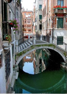 Venice. One of my favourites.