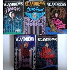 V.C. Andrews  The Casteel Family Series. In my opinion the best of her series.