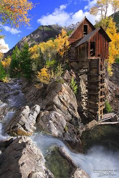 Crystal Mill, Crystal, Colorado, United States | by The Fishbone