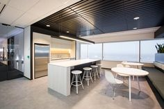 MKDC Workspace Design, ASX Staff Hub