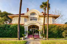 Villa Las Palmas, Circa 1910, Fernandina Beach, Florida