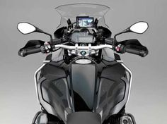BMW R 1200 GS Adventure Triple Black 2017 2