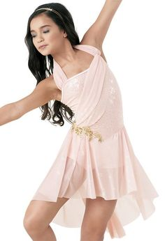 Your dancers will be inspired by our graceful collection of dance costumes for lyrical, contemporary and modern dance. Our lovely lyrical dresses are perfect for your next recital. Dance Costumes Lyrical, Lyrical Dance, Ballet Costumes, Ballerina Costume, Contemporary Dance Costumes, Ballroom Dance Dresses, Ballroom Dancing, Ballet Clothes, High Low Skirt