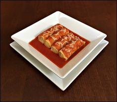 Panqueca de Omelete Recheada de Queijo Mussarela