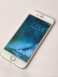 Apple iPhone 6 - 16GB - Gold (Unlocked) Smartphone good condition