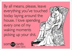 We all have days like this!! Ecard