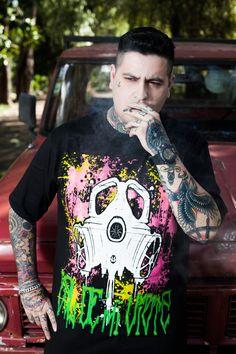 Paulino Salamanca, Tattoo Artist