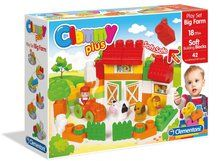 Clemmy Plus Farm 42Pc. Available at OurPamperedHome.com