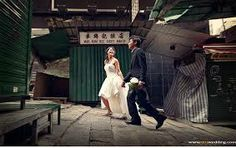 pre wedding in hong kong - dm wedding