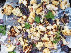 Roasted Cauliflower Salad - Sylvia Colloca