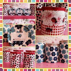 Reciclado latas / Cans