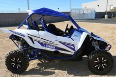 New 2017 Yamaha YXZ1000R SS Team Yamaha Blue ATVs For Sale in Nevada. 2017 Yamaha YXZ1000R SS Team Yamaha Blue, 2017 Yamaha YXZ1000R SS Team Yamaha Blue GRAB A GEAR <p>The new YXZ1000R SS puts pure sport performance at your fingertips with an all-new 5-speed sequential Sport Shift (SS) transmission with automatic clutch.</p> Features may include: <ul><li>All-New Yamaha Sport Shift 5-Speed Sequential Shift Transmission</li></ul><p>Yamaha breaks new ground with Yamaha Sport Shift, a sequential…