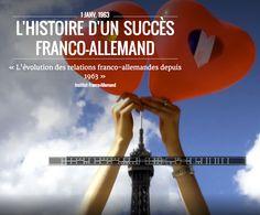 Google célèbre cinq décennies d'amitié franco-allemande