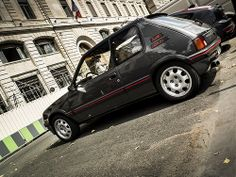 Peugeot 205 GTI 1.9 - The car I lusted over as a teenager and I hope will be a project car for the future!