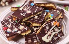 Hemels: wat deze kok maakt van Tuc-koekjes overtreft je stoutste dromen