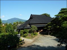 Japan Traditional Folk Houses #Kanagawa