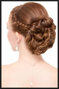 Hair Style for Bridesmaid