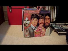 MY VINYL RECORD COLLECTION Part Four - YouTube
