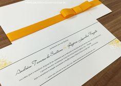 Convites de casamento - Galeria de Convites
