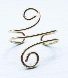 Ear Cuff, so cute! $5.00 Would prefer a silver one.... or one of each? ;)