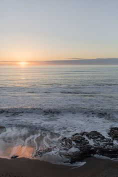 Sunset at Redondo Beach, just off of Highway 1 in California www.shaderb.com #ShadeHotelRB #LuxuryHotel #BoutiqueHotel