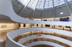 Installation View - Art of Another Kind by Solomon R. Guggenheim Museum, New York