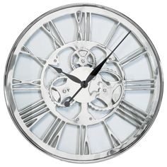 Picture showing Gear Wall Clock