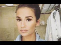 Jessie James Decker - Lip Tutorial - YouTube Pretty Makeup, Makeup Looks, Jesse James Decker, Beauty Makeup, Hair Makeup, Girls Secrets, Lip Tutorial, Jessie James, Perfect Brows