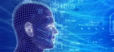 Artificial Intelligence is Here, Brain, The Future is Now, Futuristic Technology, Future Computers